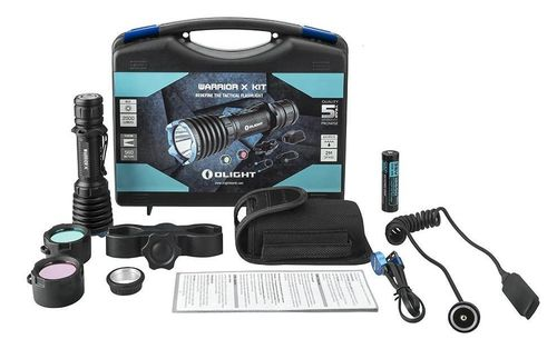 Kit de caza Olight Warrior X