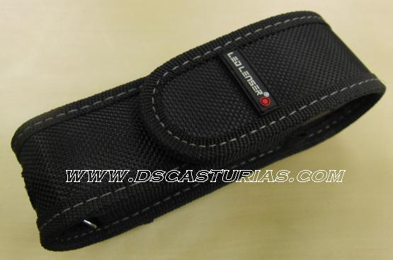Funda de Nylon Led Lenser mediana