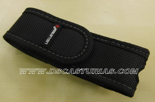 Funda de Nylon Led Lenser Hocus Focus