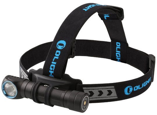 Linterna Frontal Olight H2R